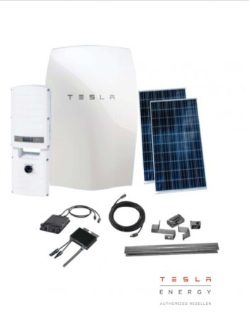 Tesla Powerwall SolarEdge