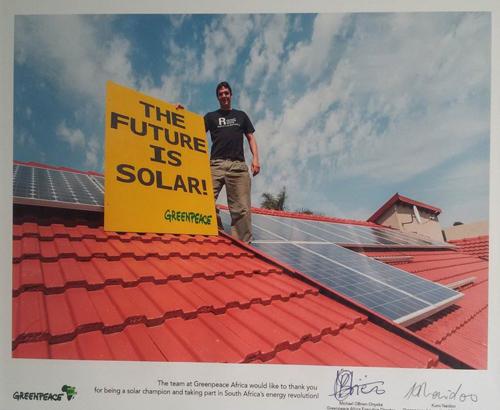the future is solar